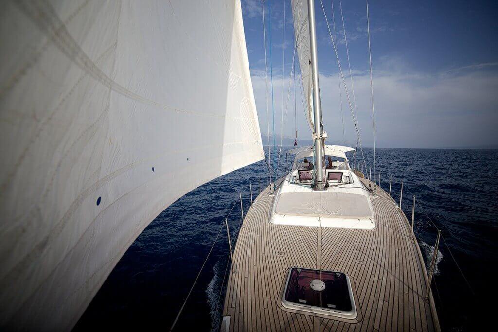 plavba na luxusnej jachte Beneteau Oceanis 58
