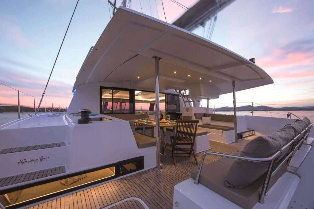 Catamaran Saba 50 - Princess Aphrodite - www.LuxurySailing.eu