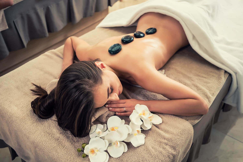 luxusná masáž